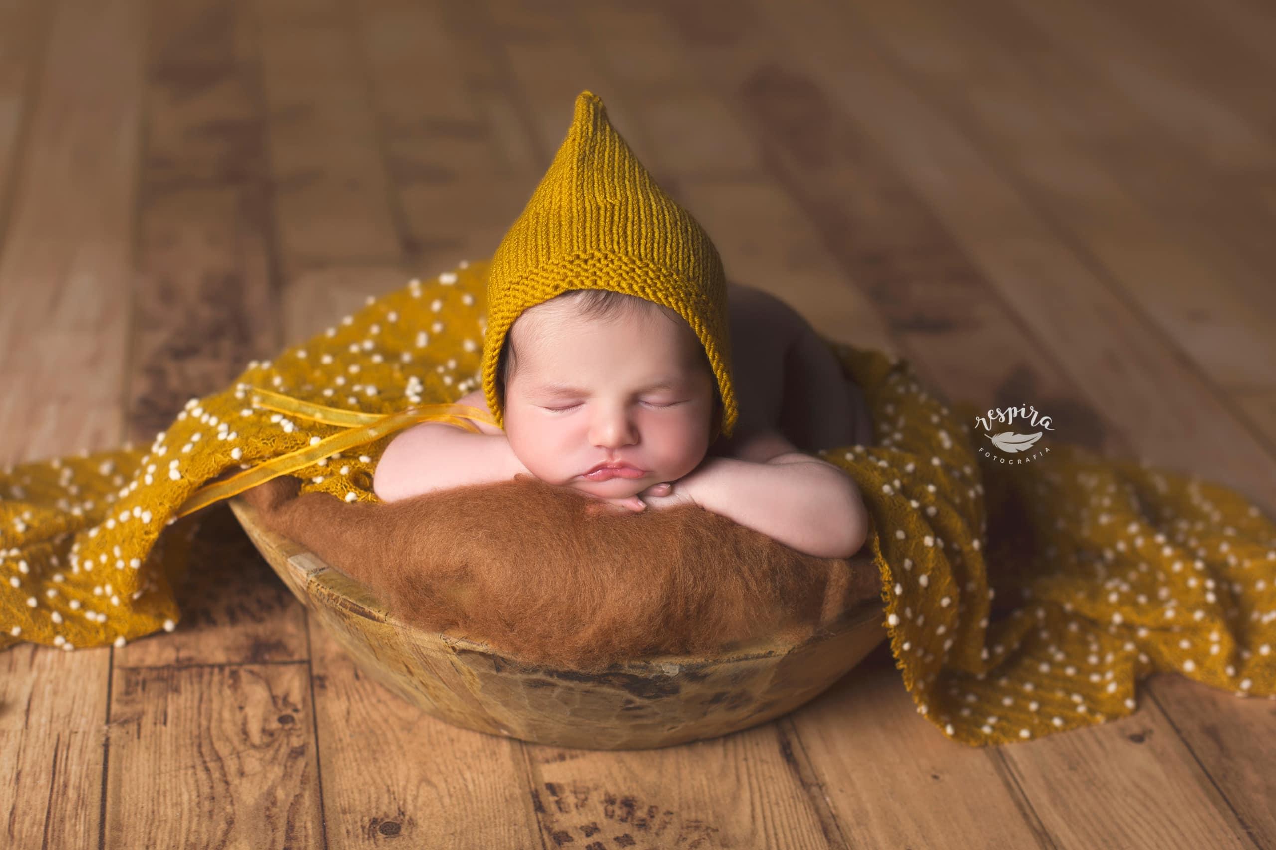 Fotografa newborn en barcelona