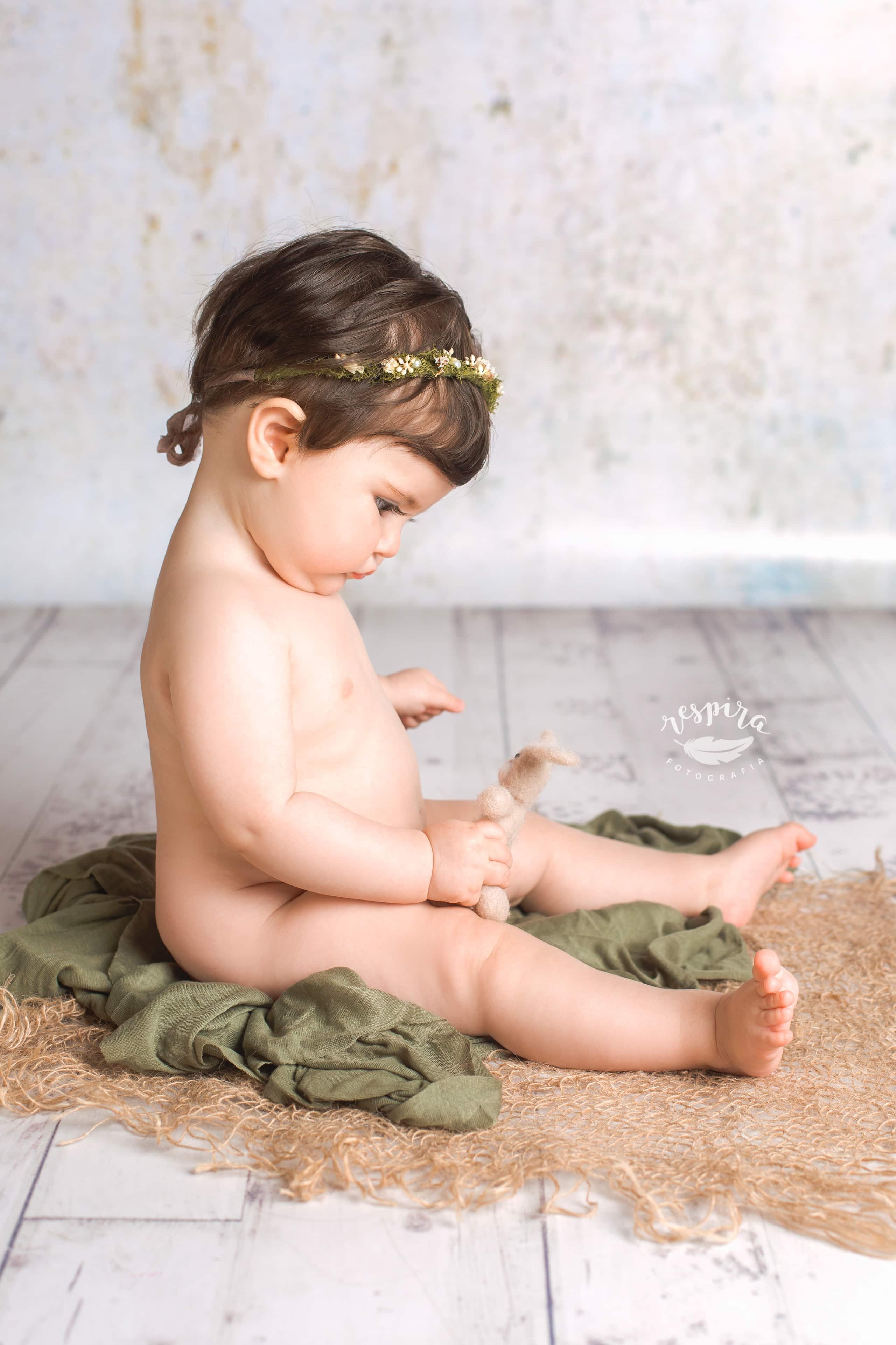Fotografia de bebes en olesa de montserrat barcelona baix llobregat