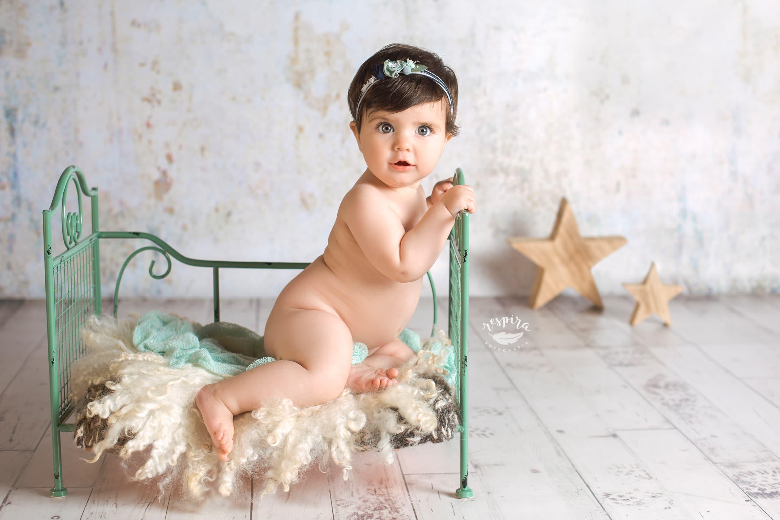 Fotografo de bebes en olesa barcelona baix llobregat