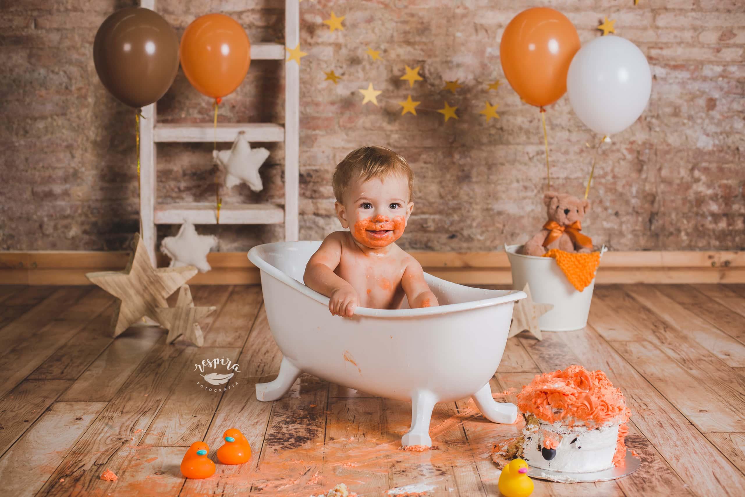 Fotografo de bebes en olesa de montserrat barcelona