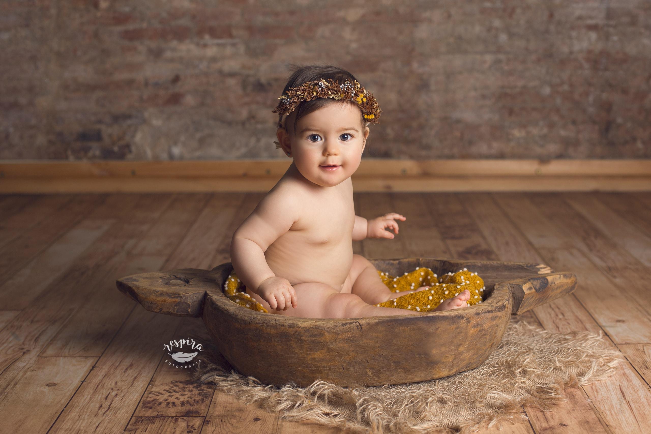 Fotografo infantil en olesa de montserrat barcelona