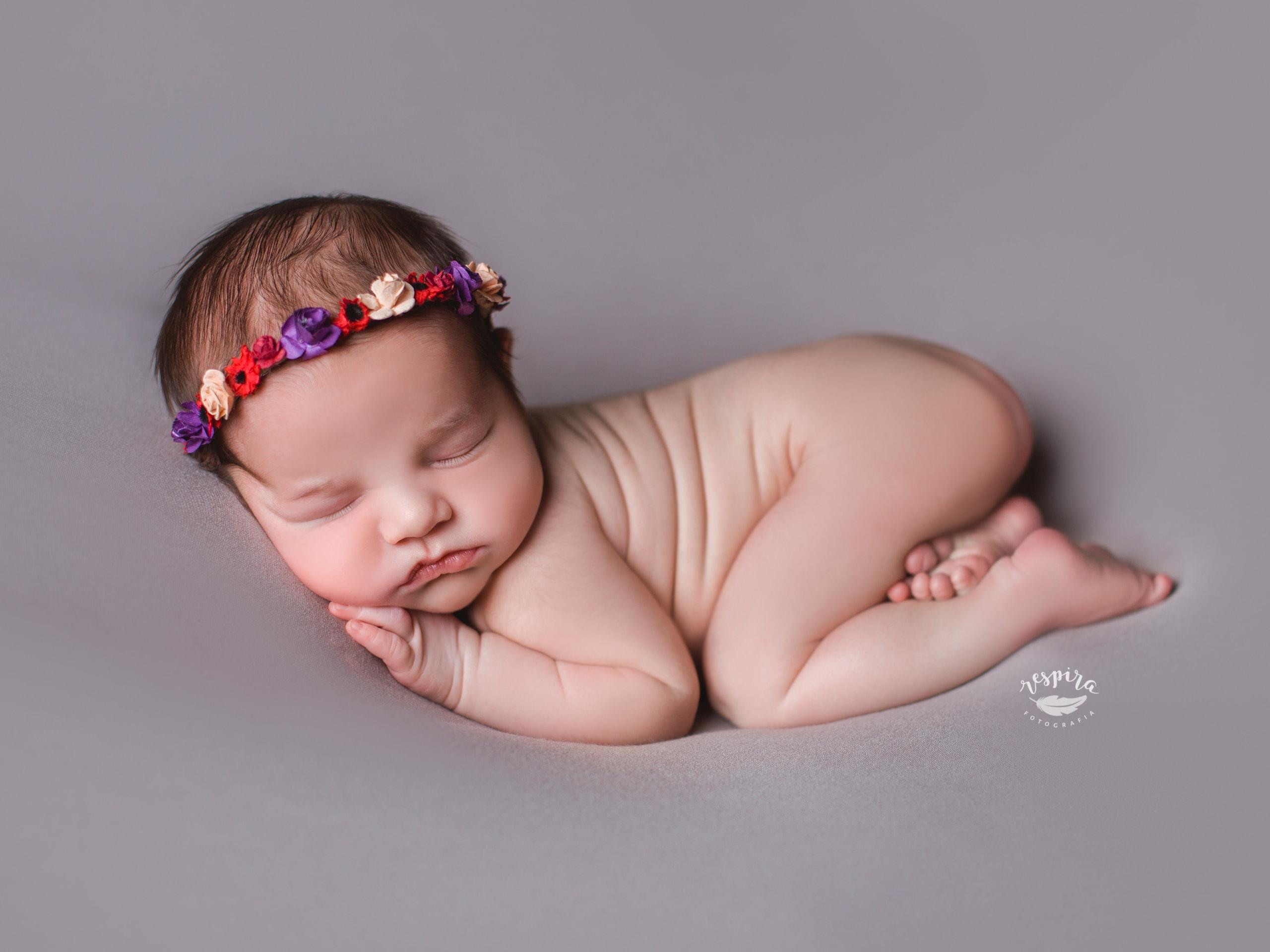 Fotografo newborn en barcelona olesa de montserrat
