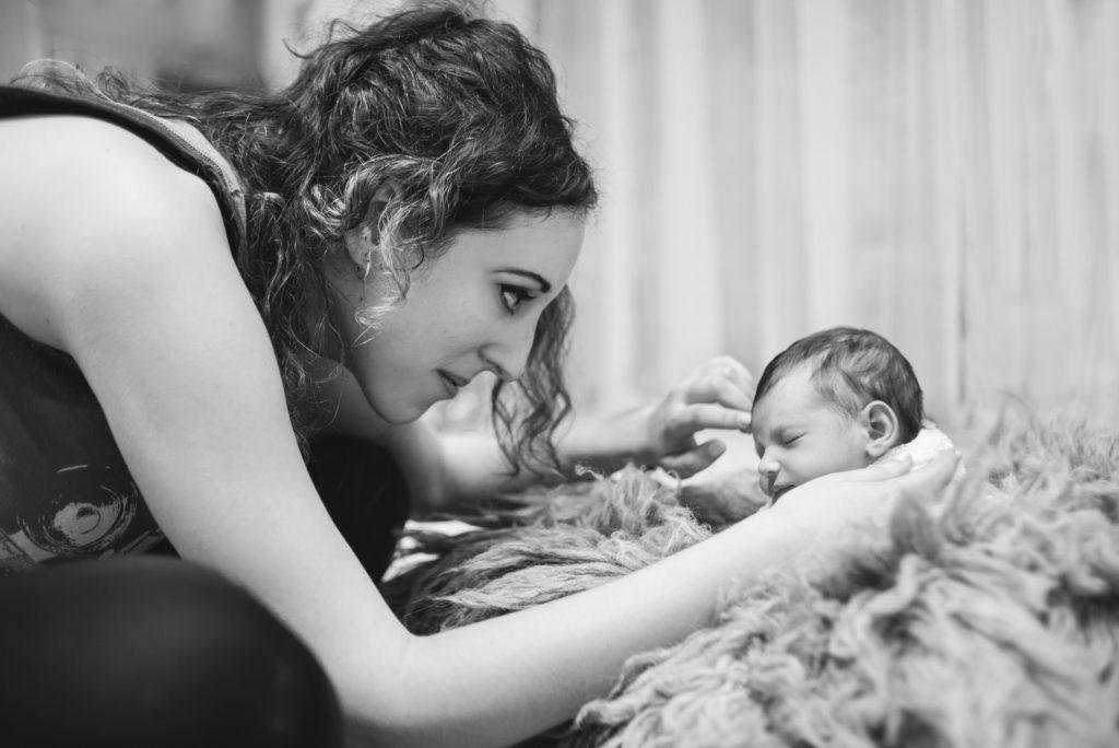 Marta reche fotografa infantil