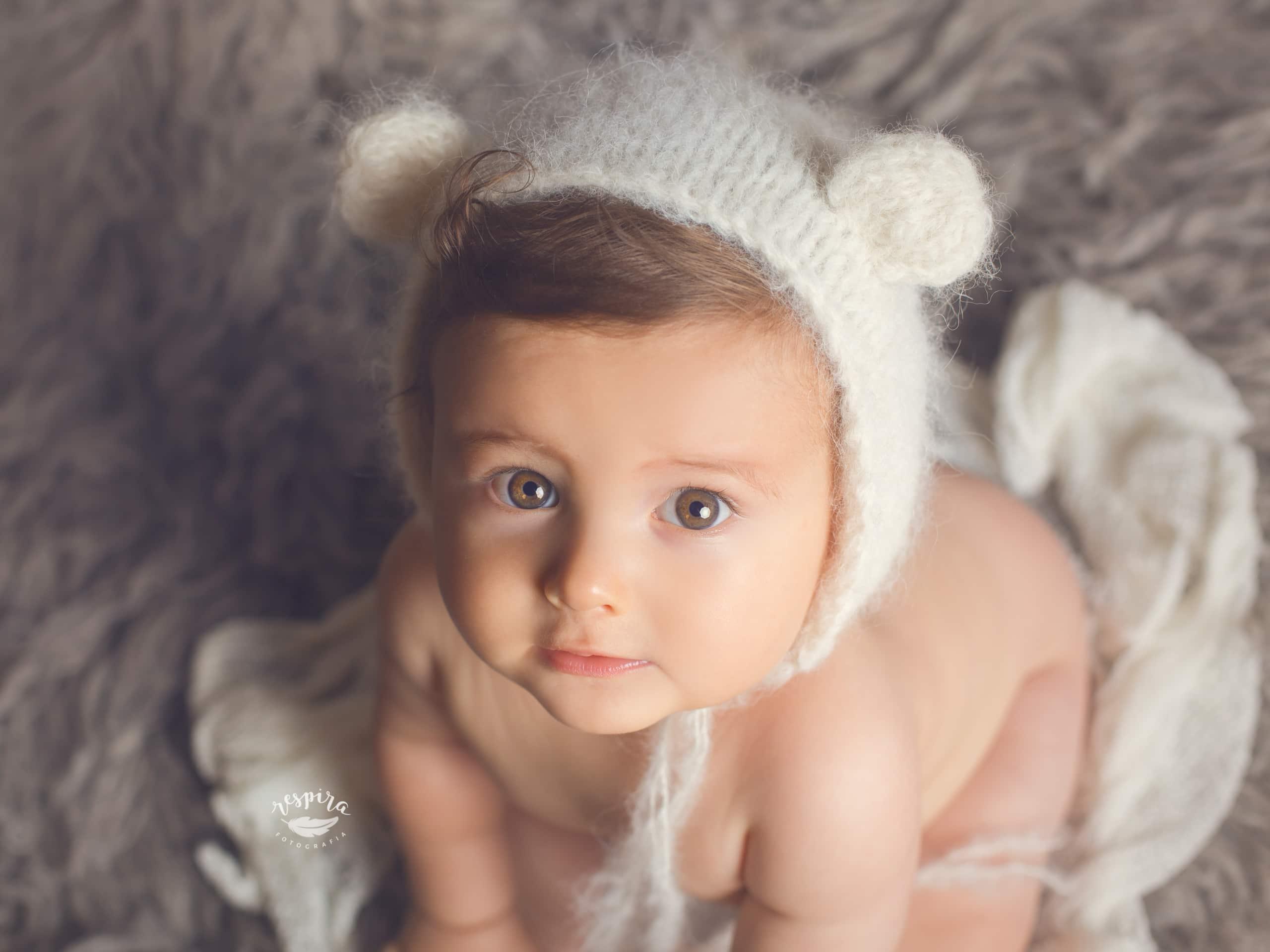 Sesiones de bebe en olesa de montserrat barcelona