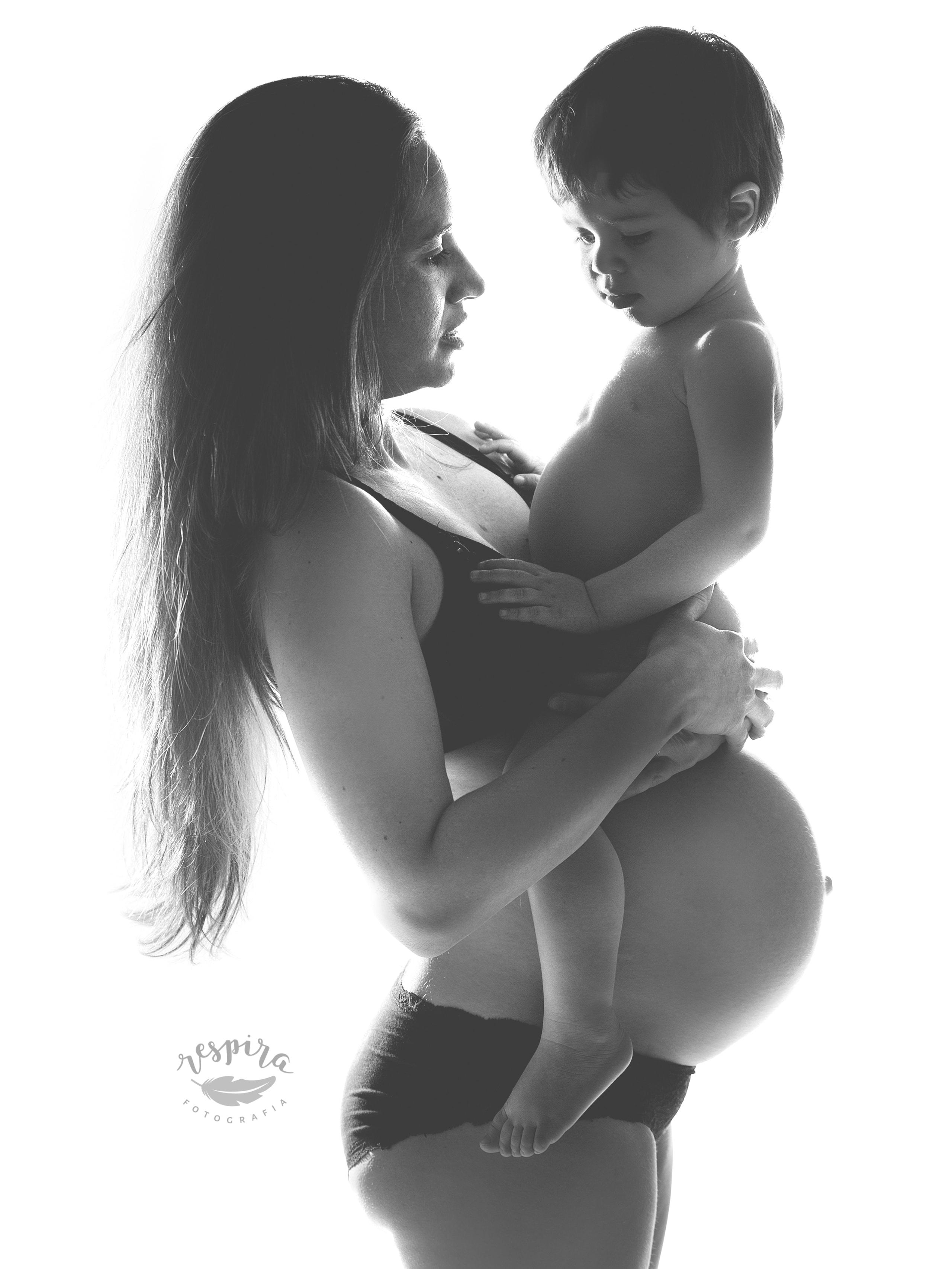 Sesiones de embarazo en olesa de montserrat barcelona