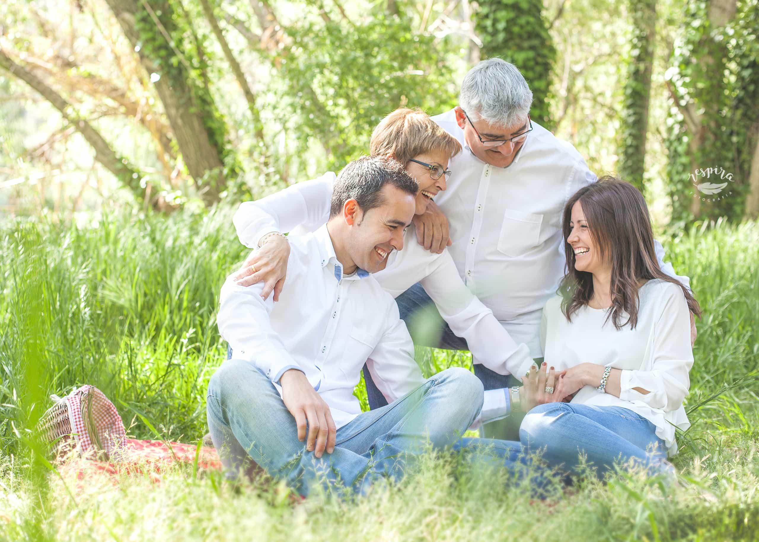 Sesiones familiares en olesa de montserrat barcelona