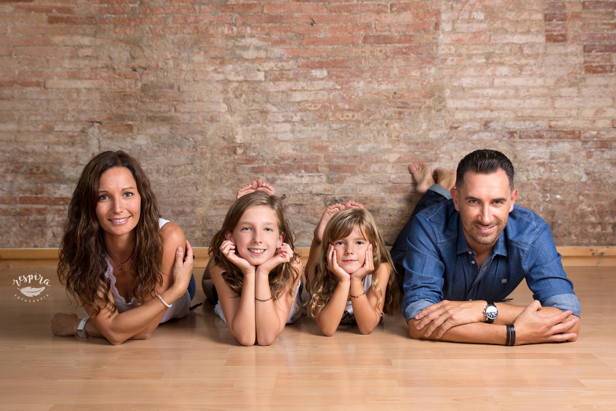 Estudi fotografic barcelona olesa sessions de familia