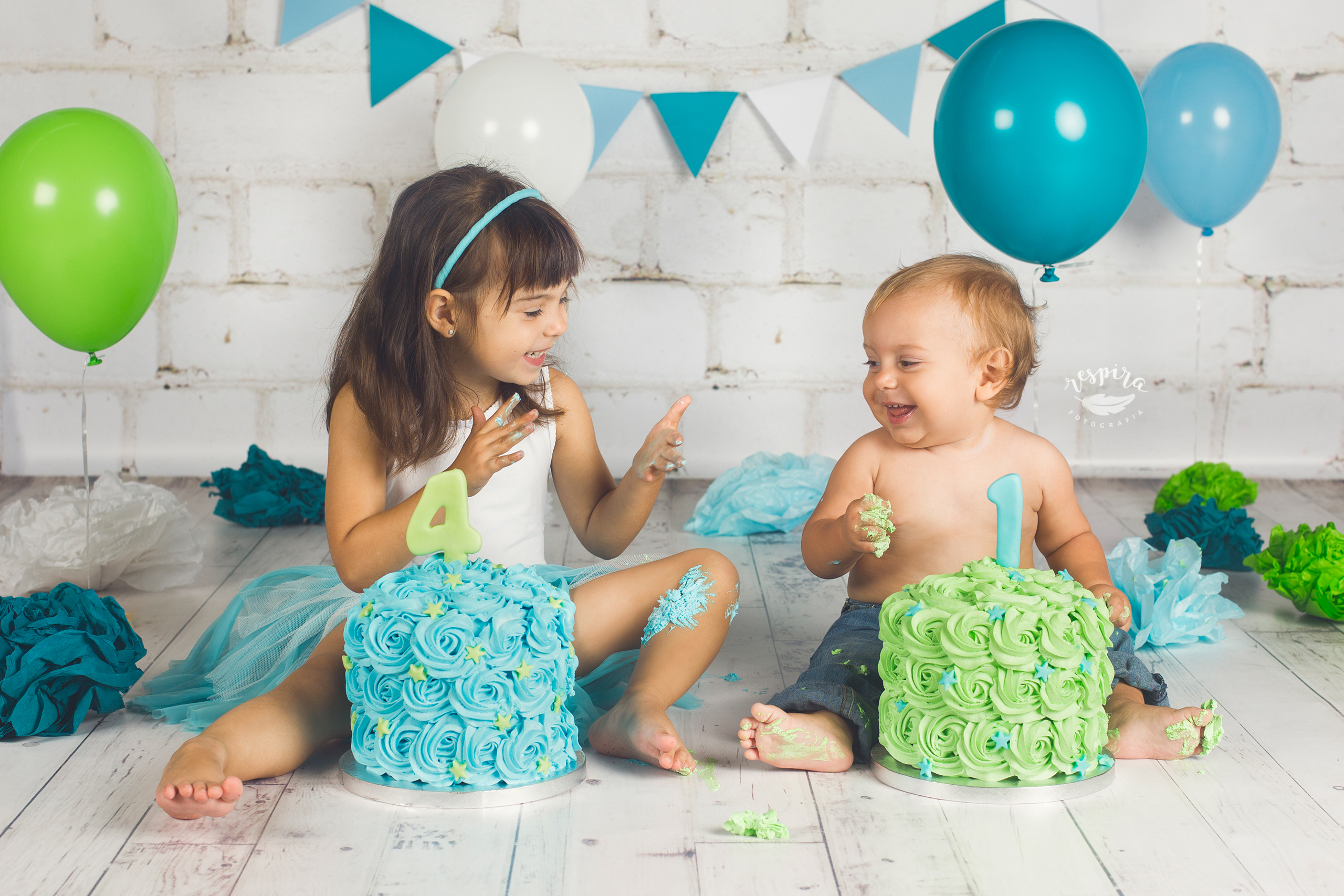 Sessions aniversari smash cake a olesa barcelona