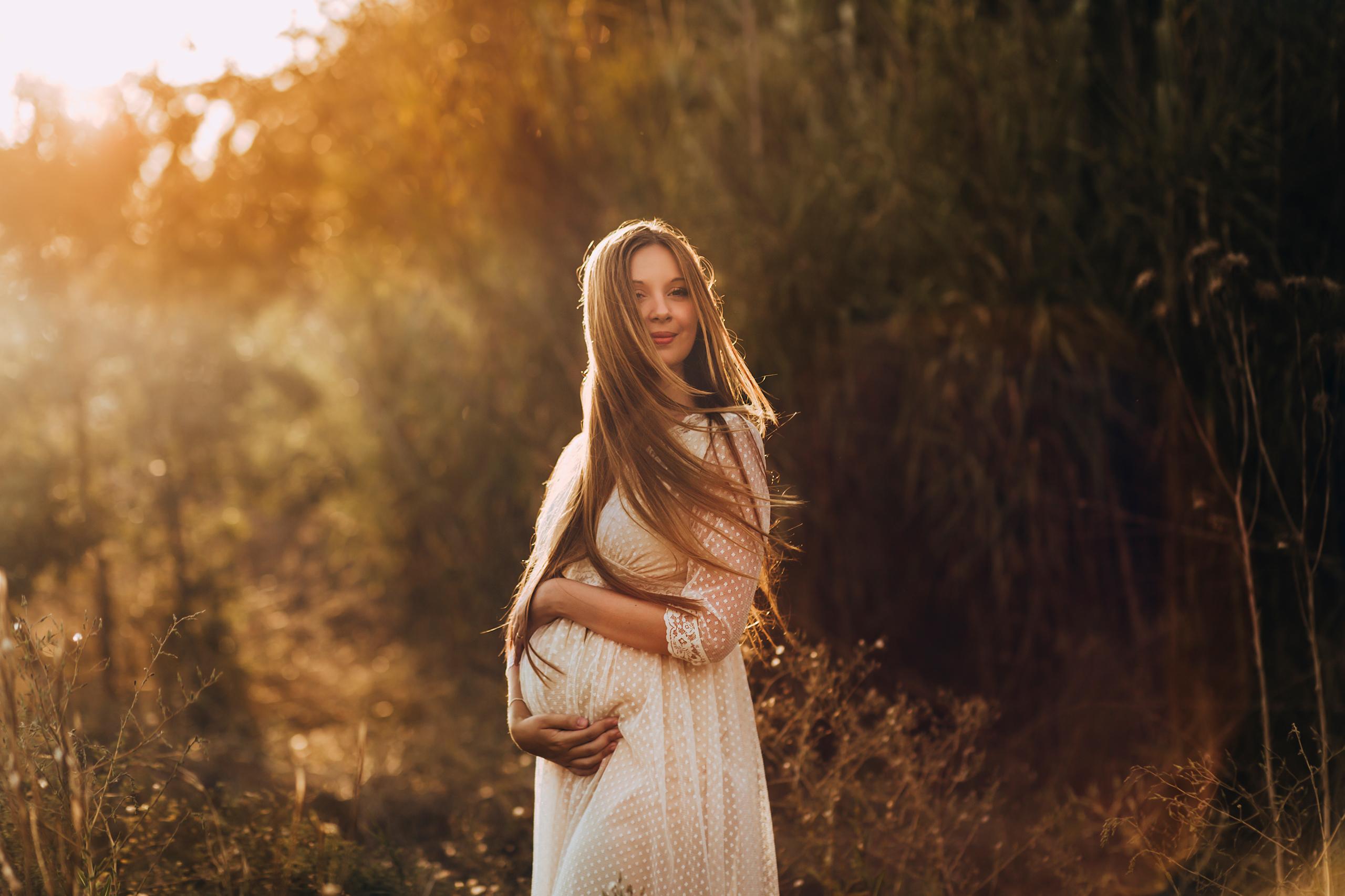 Sessions de maternidad embaras a olesa barcelona baix llobregat